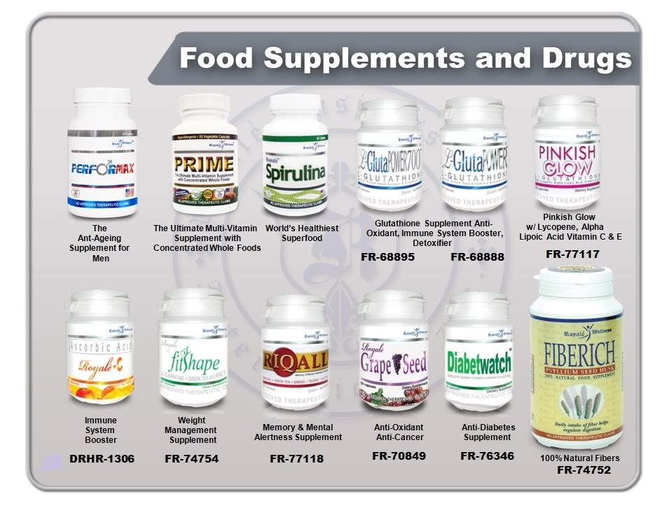 royale food supplement